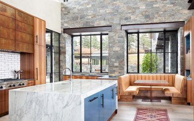 Keep Up with These Four Kitchen Trends