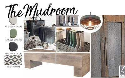 Design Tips to Tackle Mudroom Mayhem