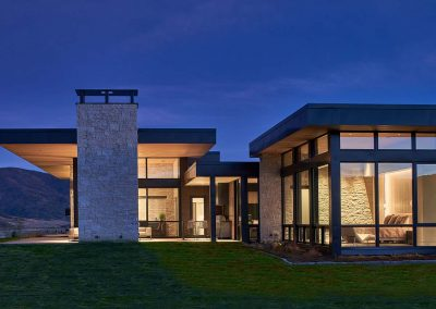Flat Top Residence
